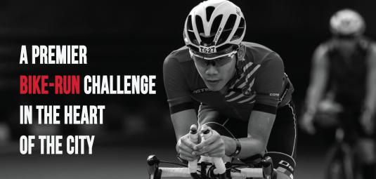 city60 Bike-run challenge